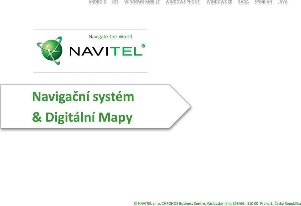 SYMBIAN JAVA Navigate the