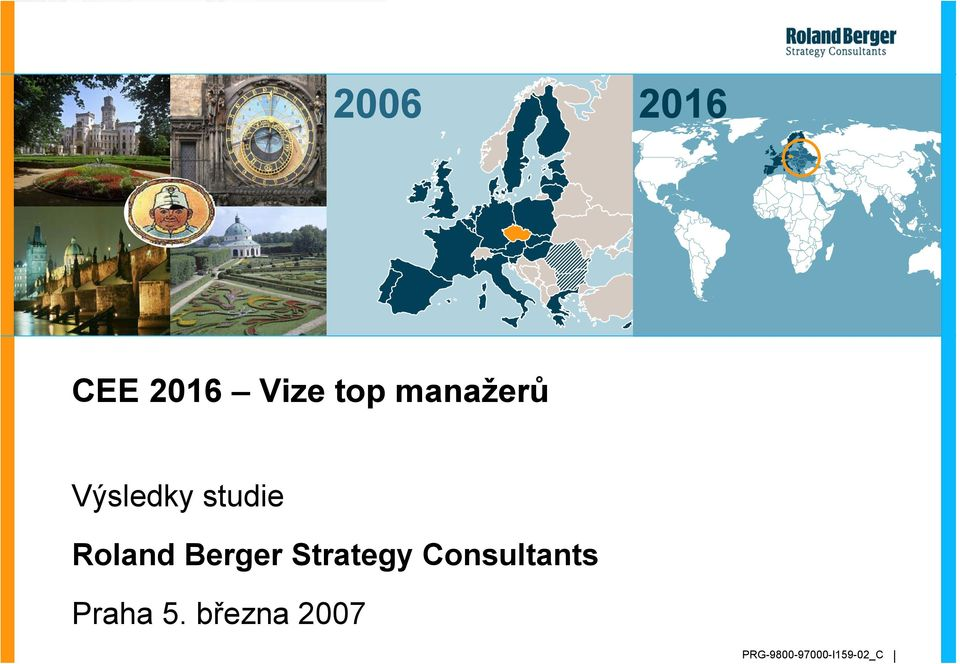 Berger Strategy Consultants Praha