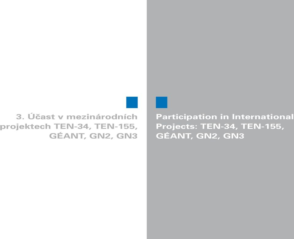 Participation in International