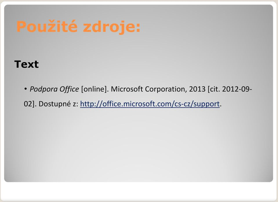 Microsoft Corporation, 2013 [cit.