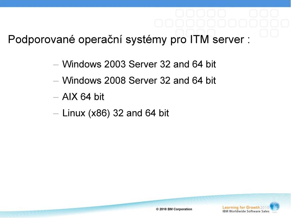 64 bit Windows 2008 Server 32 and 64