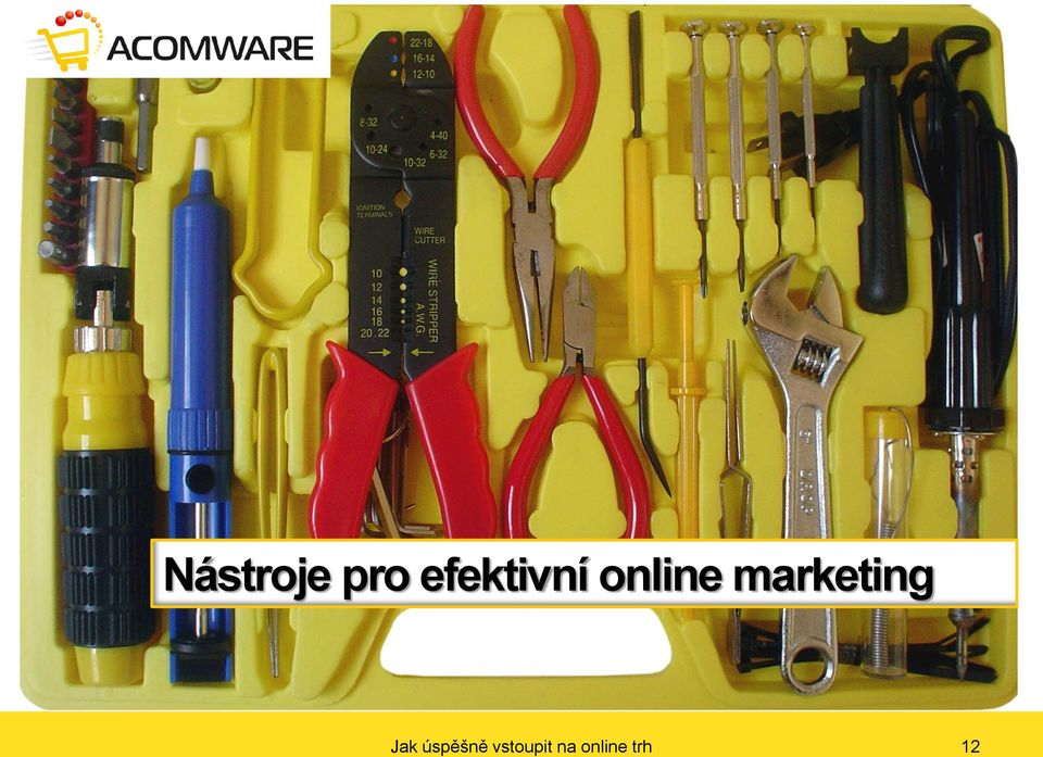 efektivní online marketing