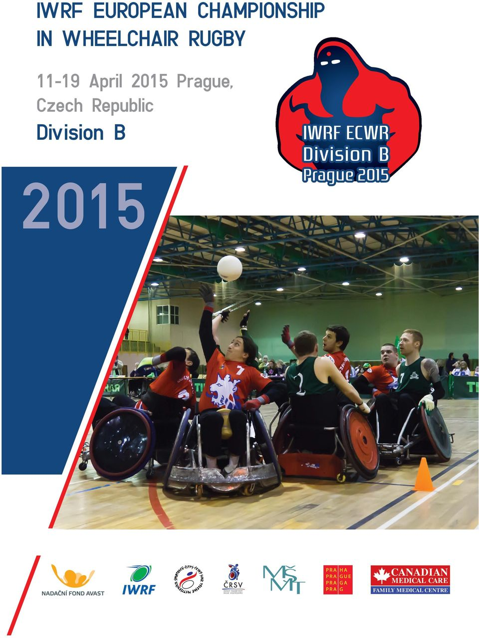 WHEELCHAIR RUGBY 11 19