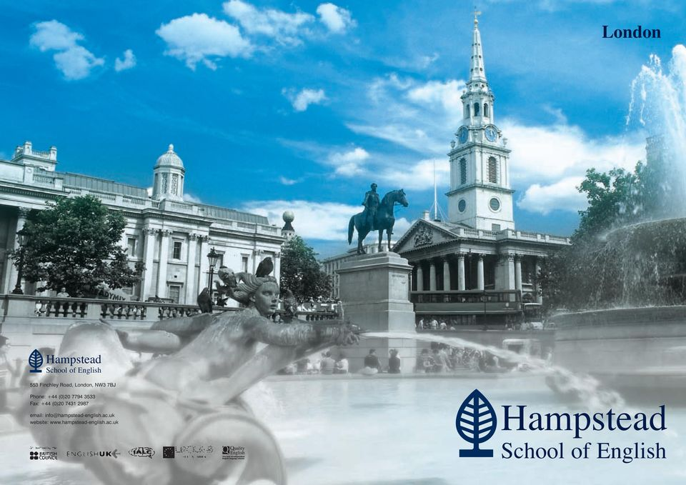 (0)20 7431 2987 email: info@hampstead-english.ac.