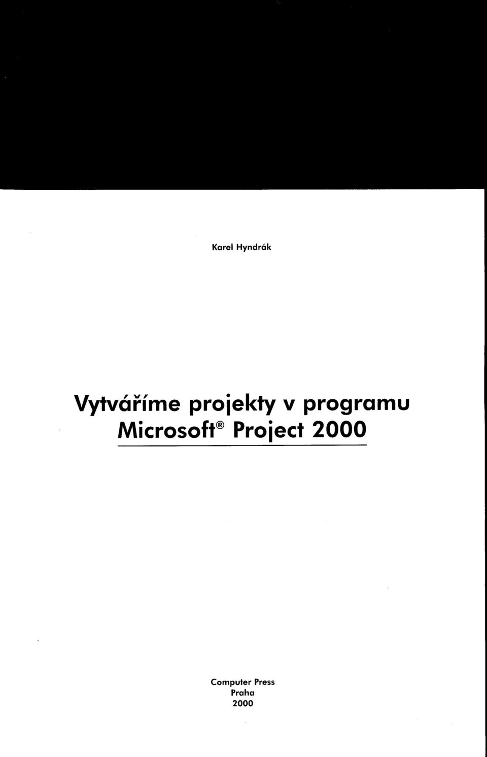 Microsoft' Prolect 2000
