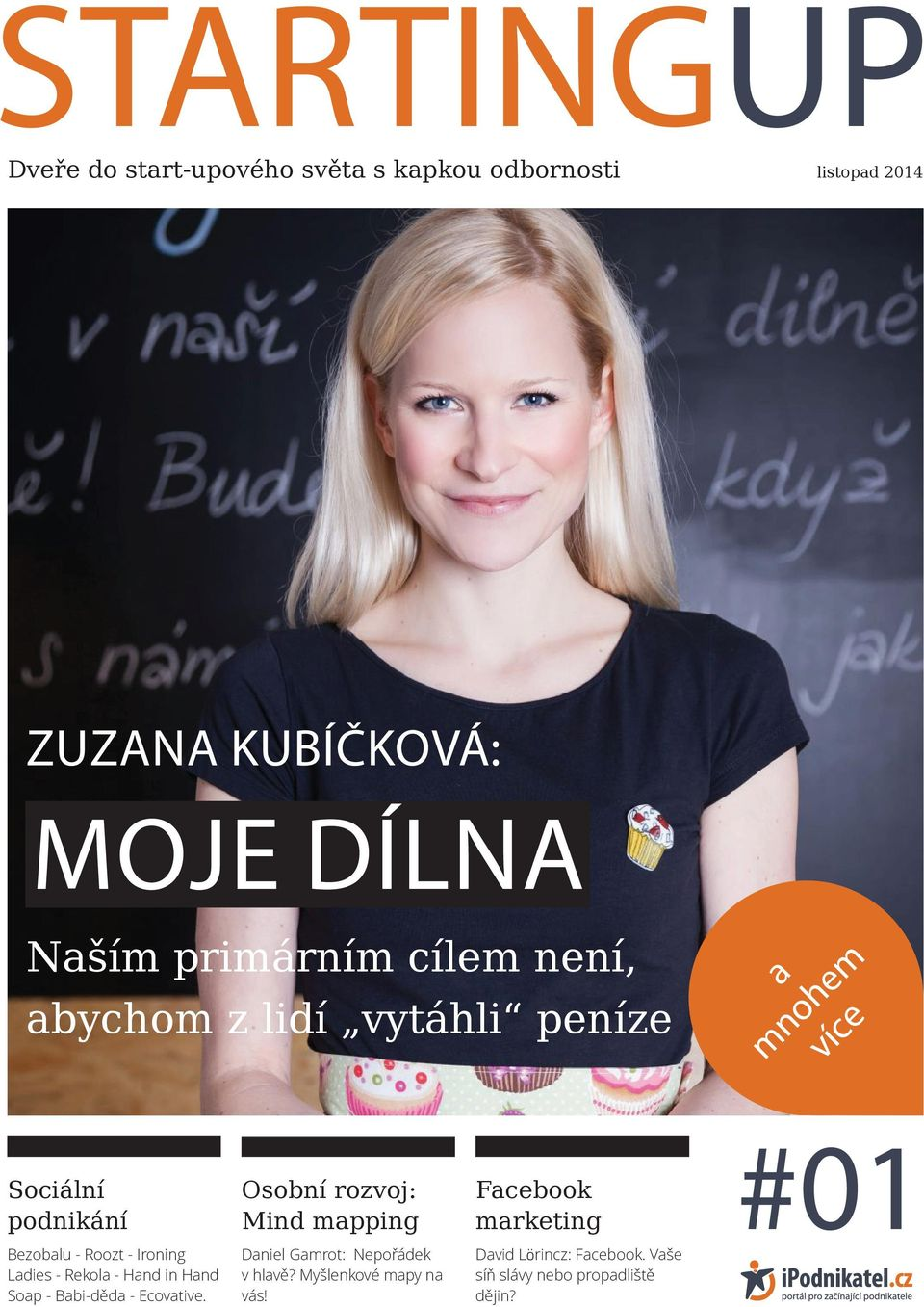 Facebook marketing #01 Bezobalu - Roozt - Ironing Ladies - Rekola - Hand in Hand Soap - Babi-děda - Ecovative.
