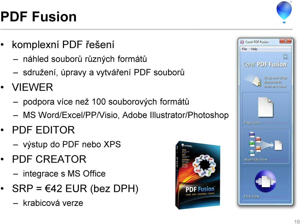 MS Word/Excel/PP/Visio, Adobe Illustrator/Photoshop PDF EDITOR výstup do PDF