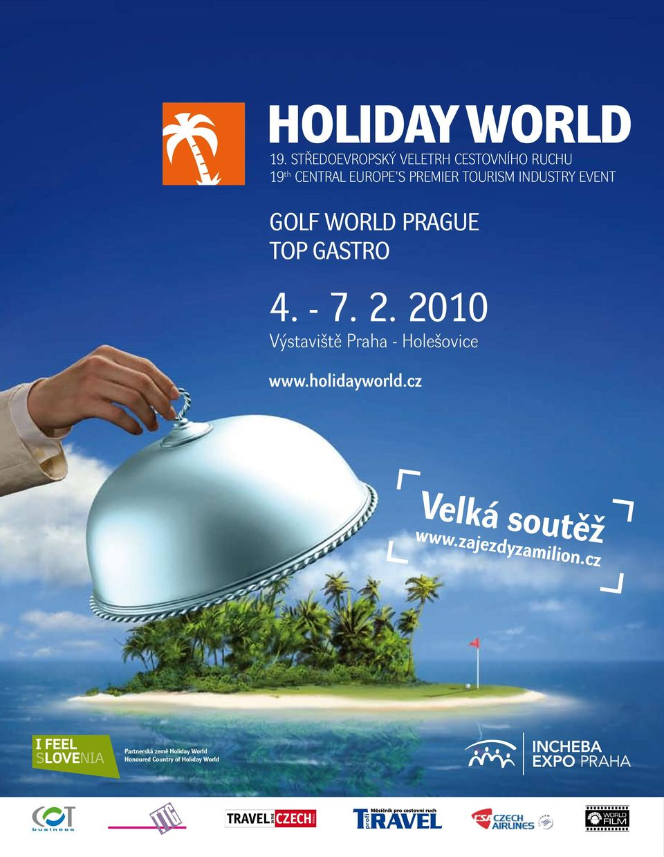 CENTRAL EUROPE'S PREMIER TOURISM INDUSTRY EVENT