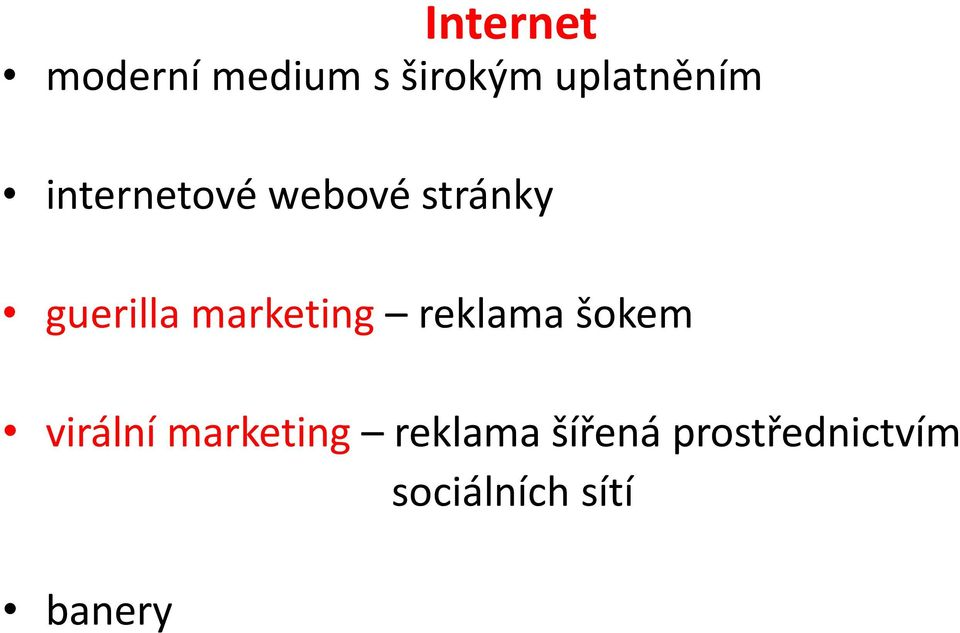 guerilla marketing reklama šokem virální