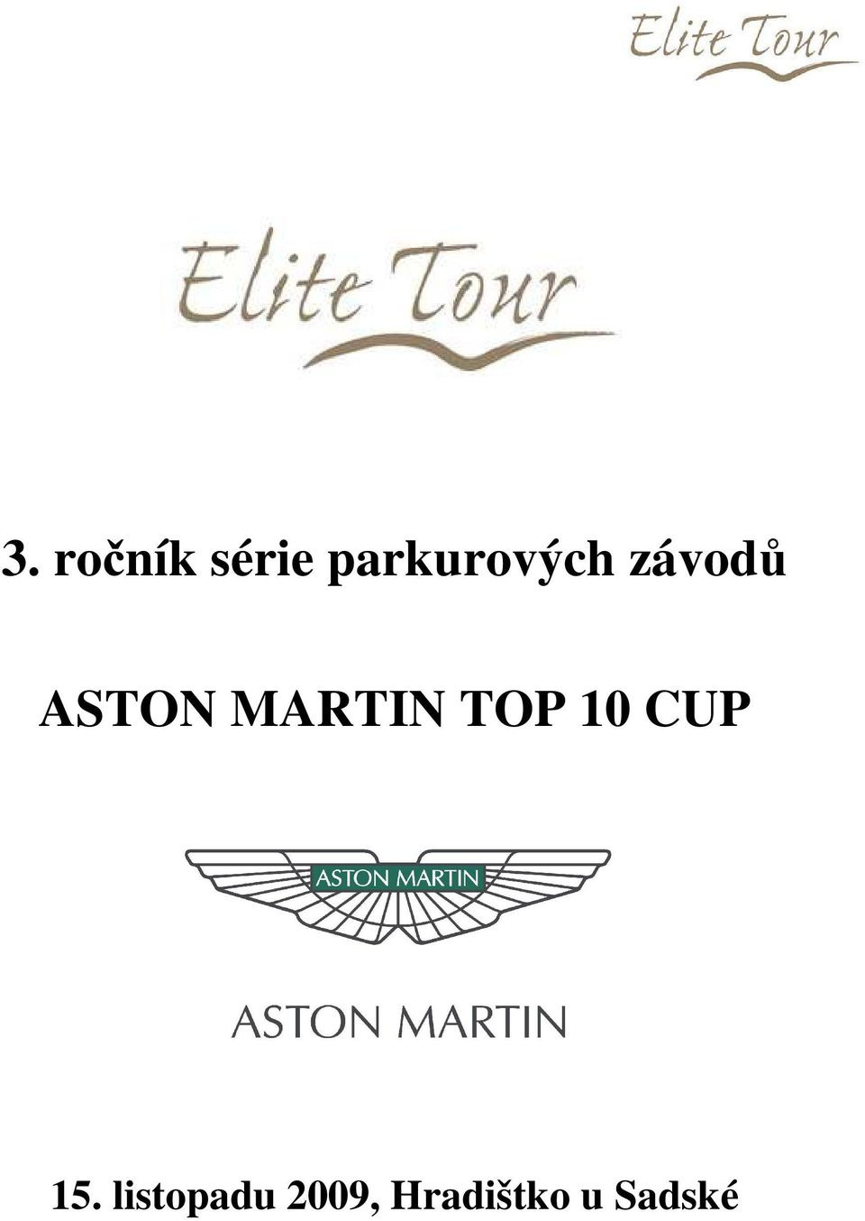 MARTIN TOP 10 CUP 15.