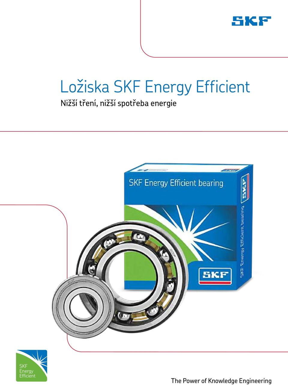 energie SKF Energy Efficient