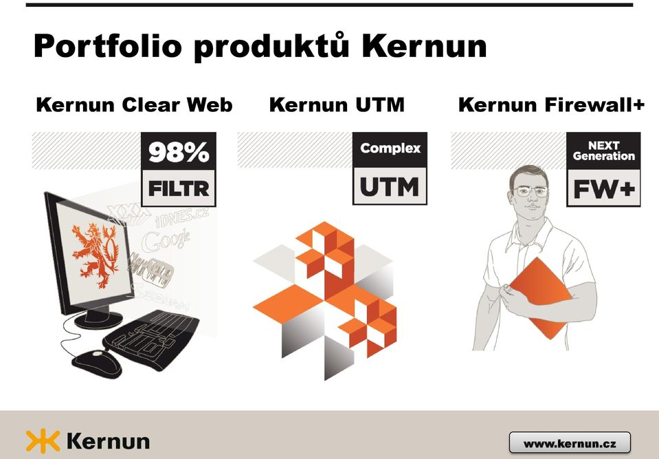 Kernun Clear Web