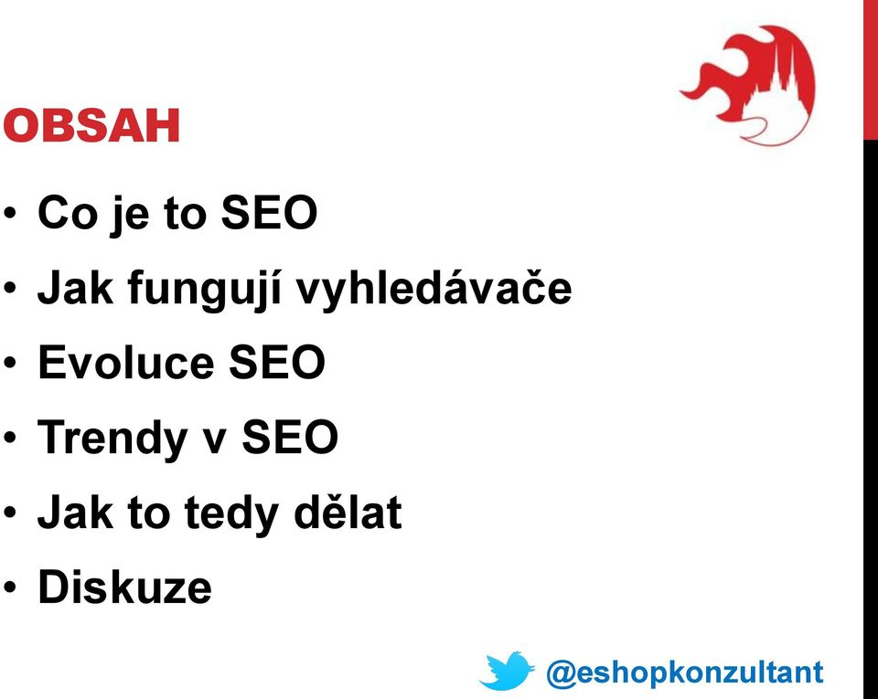 Evoluce SEO Trendy v