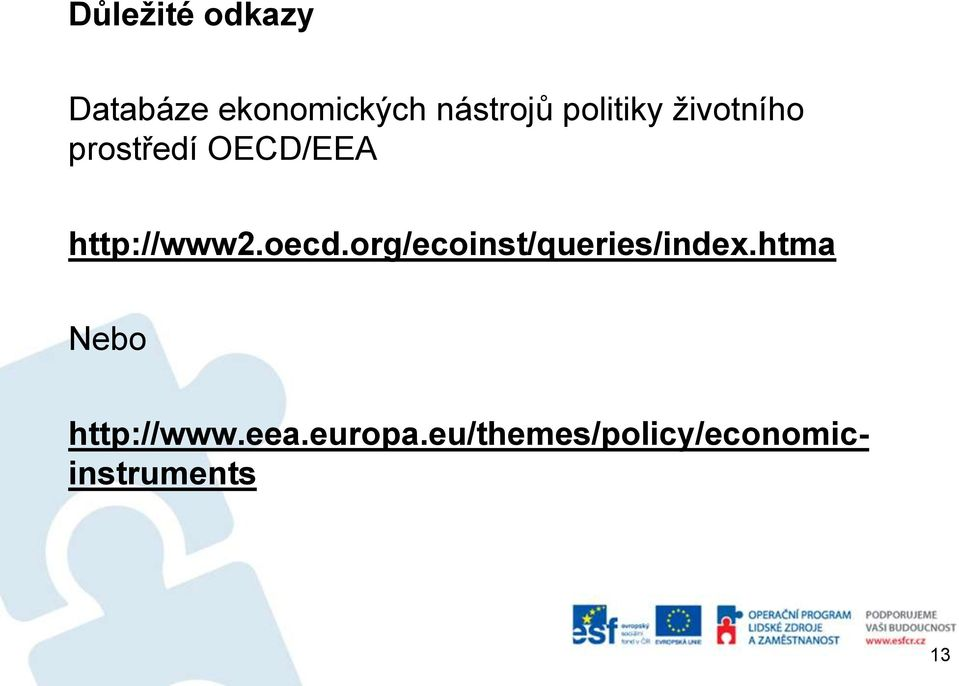 oecd.org/ecoinst/queries/index.