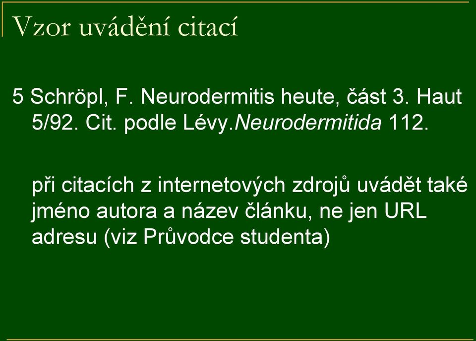 Neurodermitida 112.