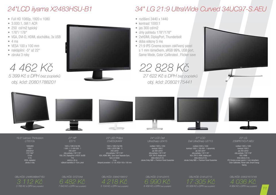UltraWide Curved 34UC97-S.