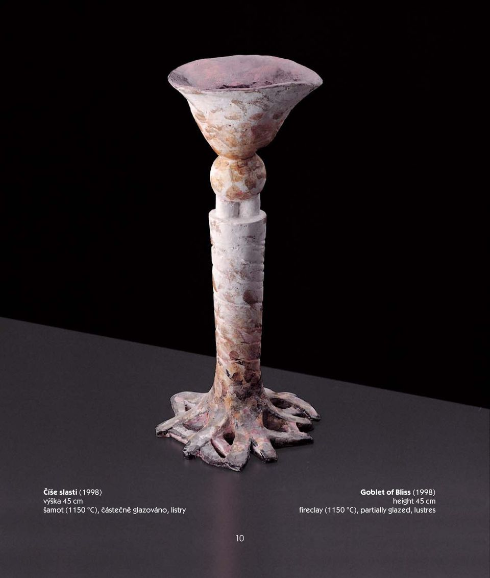 Goblet of Bliss (1998) height 45 cm