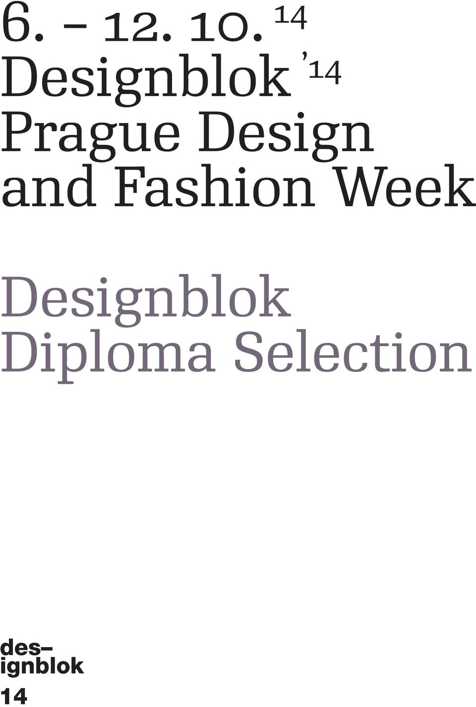Prague Design and