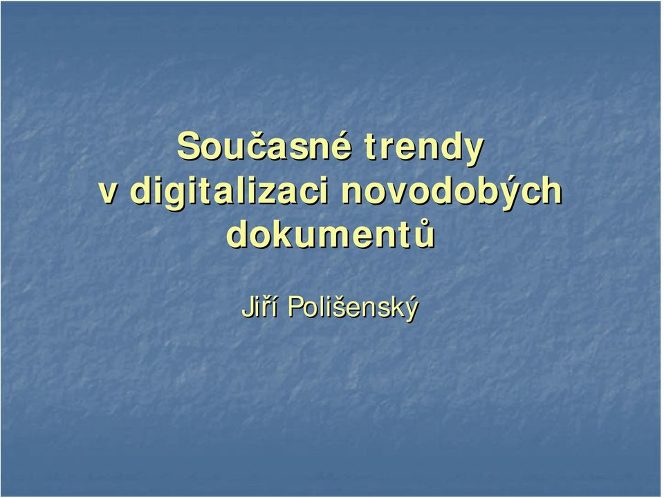 digitalizaci