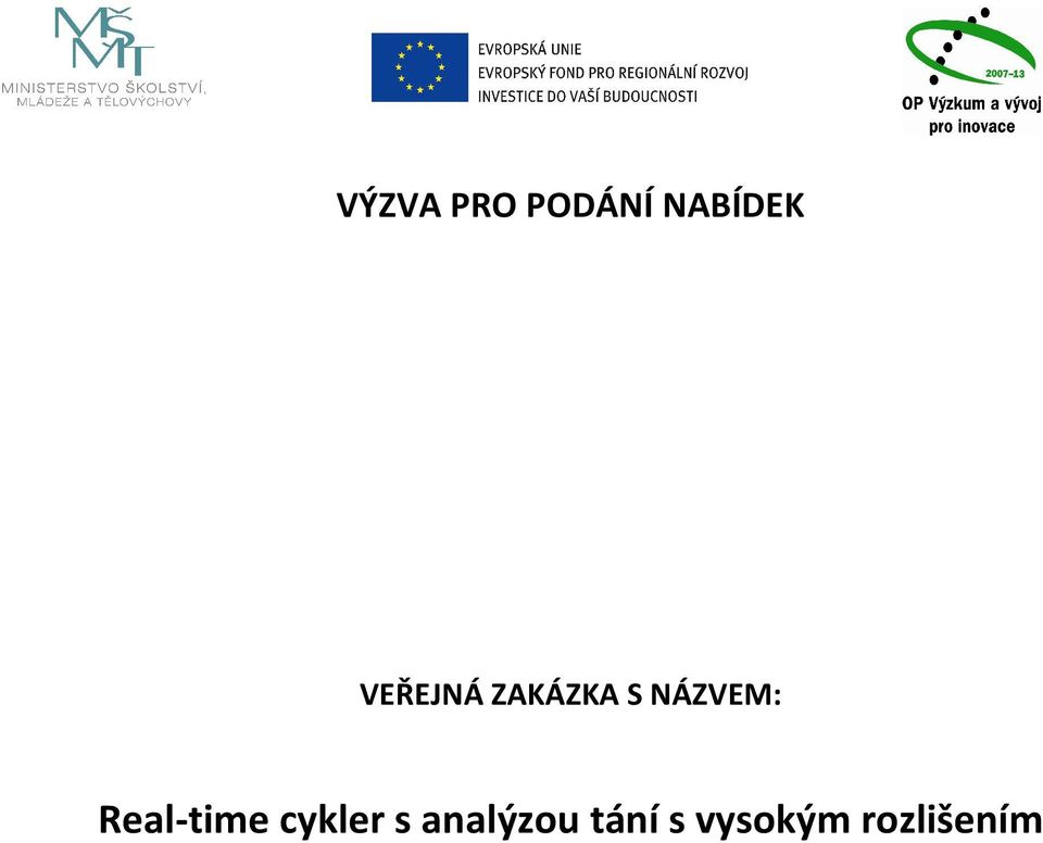 Real-time cykler s