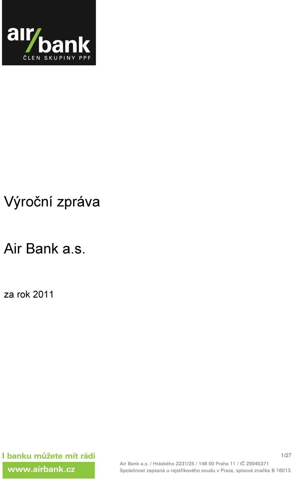 Bank a.s.