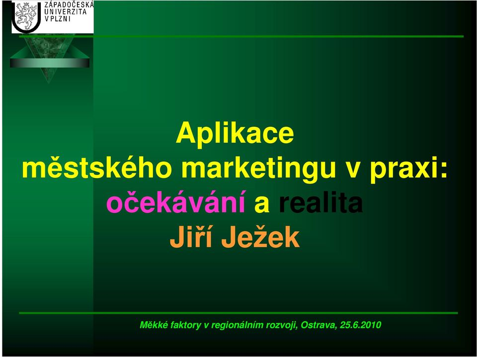 marketingu v