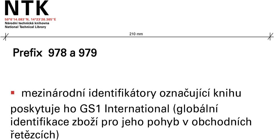 poskytuje ho GS1 International