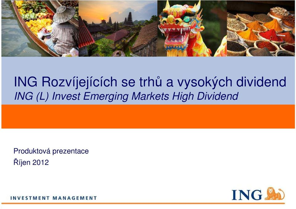 Invest Emerging Markets High
