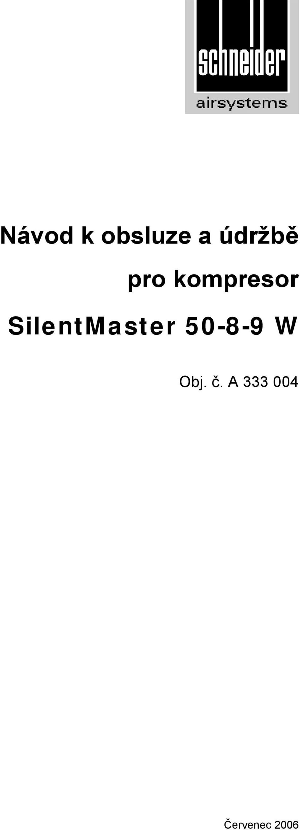 SilentMaster 50-8-9 W
