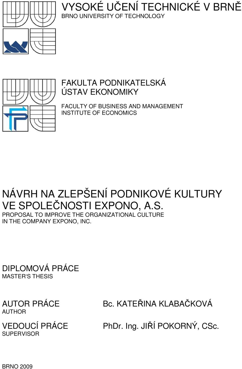 master thesis organizational culture Master™s thesis an instrument to assess organizational change capabilities for e-business transformation by  corporate culture organizational change.