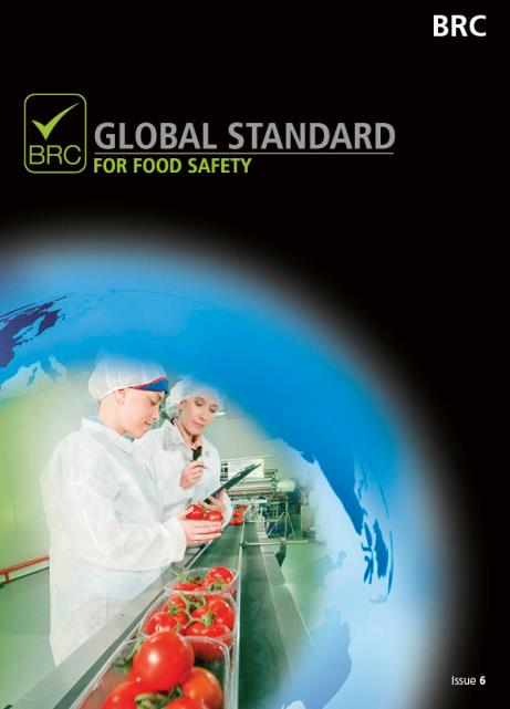 Manufacturer s standards British Retail Consortium (BRC) Standards: The BRC Global Standards are a safety and quality certification programme, used by over 17,000 certificated suppliers in 90
