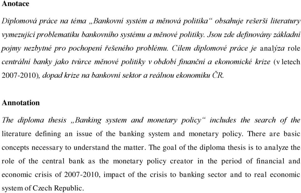 diploma thesis annotation The full name of the author: lukáš strniště the title of the diploma thesis: business plan and strategy of a company in the e-business field the title of the diploma thesis in czech: podnikatelský plán a strategie podniku v oblasti e-businessu the department: podnikové hospodářství the supervisor: mgr ing jan ţák the year of defence: 2011 annotation the goal of the thesis .