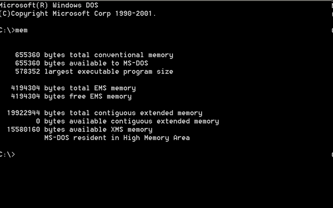 MS-DOS 13