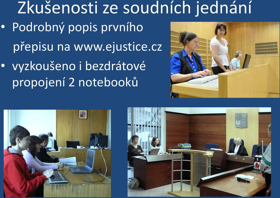 na www.ejustice.