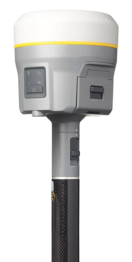 Trimble VRS Now Czech GNSS rover