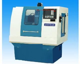 Cutting machines Technical English A lathe can be used to create that diameter by rotating a metal workpiece, so that a cutting tool can cut metal away, creating a smooth, round surface matching the