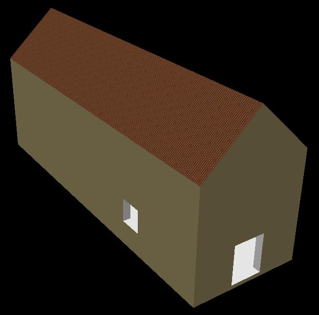 BuildingID:6 GIS based 3D