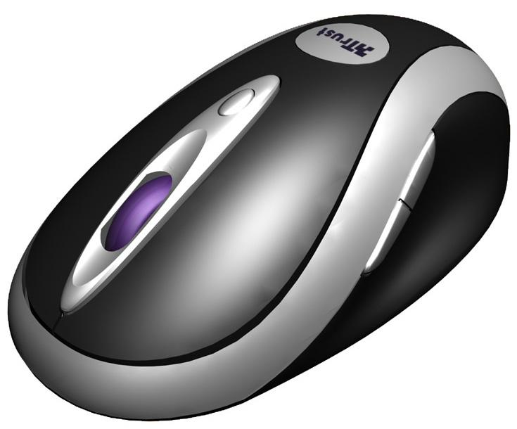 TRUST MI5400X BLUETOOTH OPTICAL MOUSE