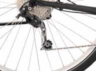Deore, RD-M592 Shimano, alloy,
