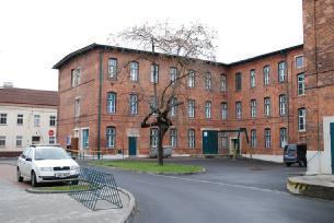 Examples of projects BIC Ostrava -- renovation of old barracks -- planned