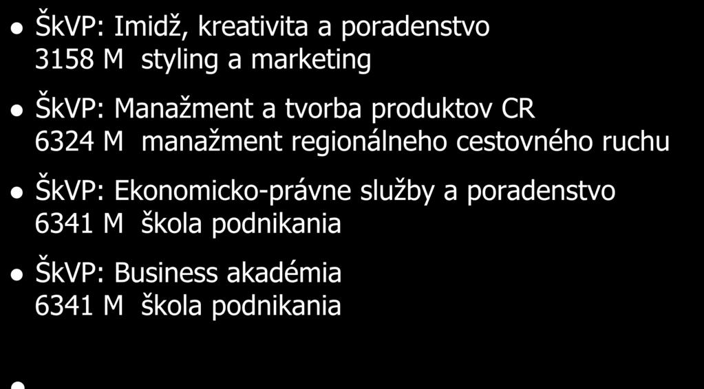 poradenstvo 3158 M styling a marketing