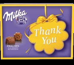 Milka Thank You dezert 120 g