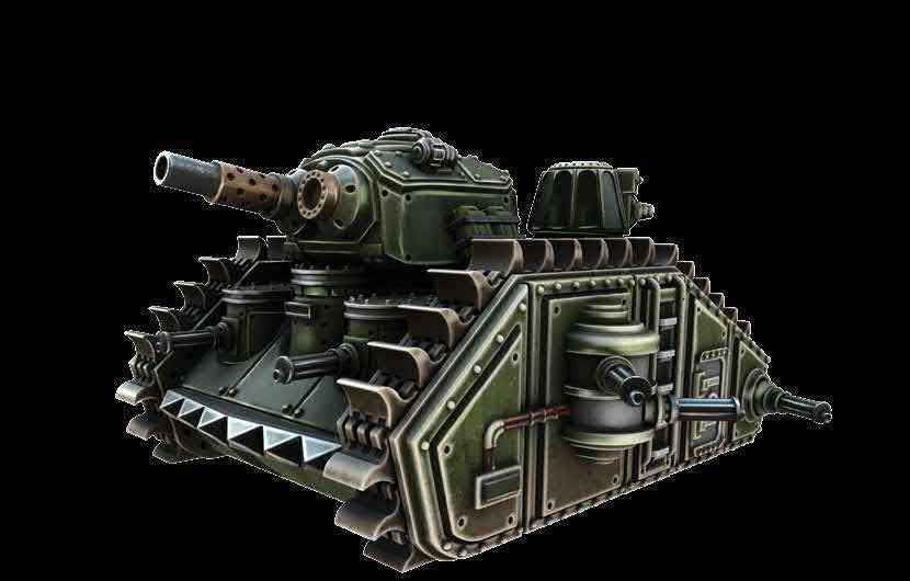 Grizzly Tank may be fielded as a GBT-47-L Kodiak Tank. See the respective entry.
