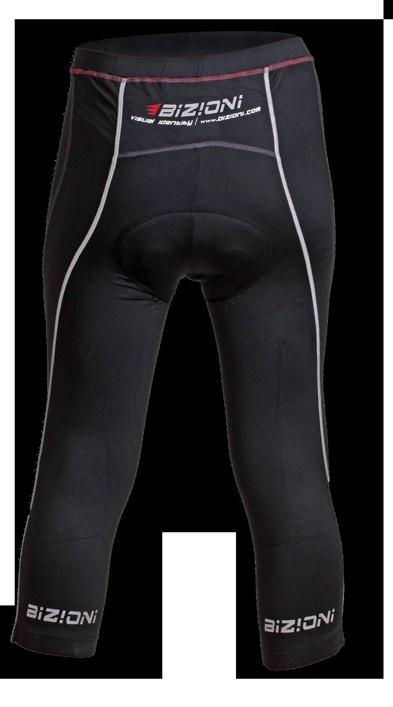 cycling pants with padding.