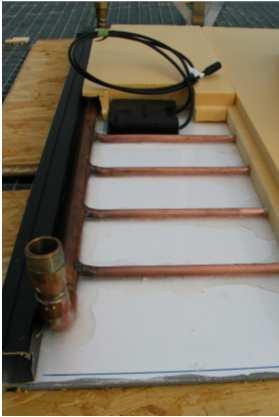 pipe structure epoxy resin thermal