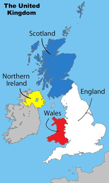 The UK is the union of four constituent countries: England, Scotland, Wales and Northern Ireland, each has its own capital Can you find all capital cities? The UK is a constitutional monarchy.