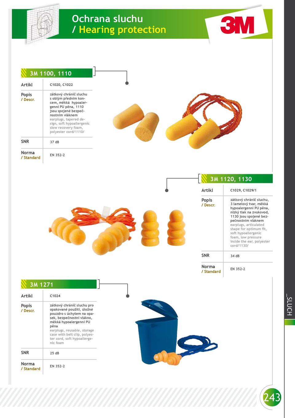 A Pdf Split Demo Purchase From To Remove The Watermark Hea Ring Reusable Earrplug W Pvc Cord 1271 Per Box Bezpenostnm Vlknem Earplugs Articulated Shape For Optimum Fit Soft Hypoallergenic Foam Low Pressure
