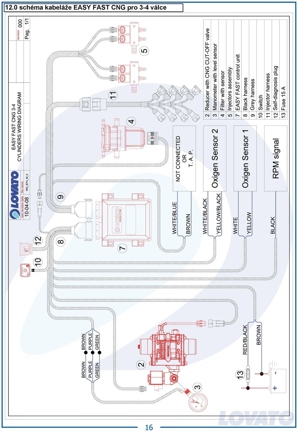 N V O D K M T I Pdf Fast Wiring Diagram 17 130 Easy Cng 5 6 Cylinders