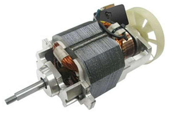 Small AC electric motor 534-960 mnm,